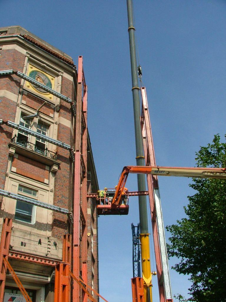 Building Façade Retention