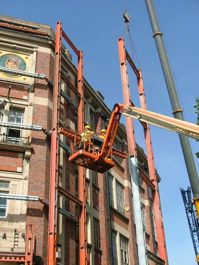Building Façade Retention Fulfilment