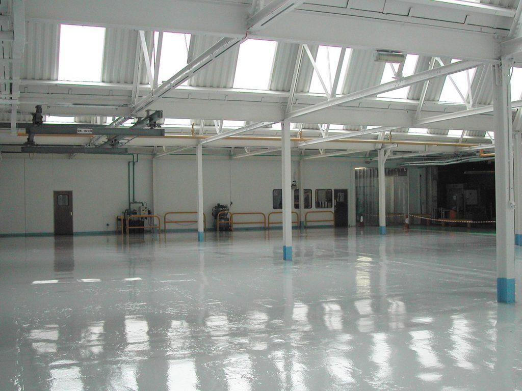Resin Floor Coating
