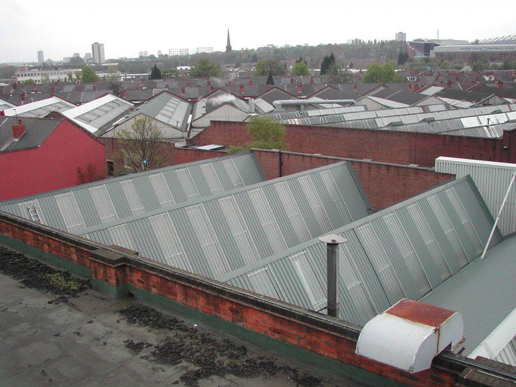 Factory Refurbishment Birmingham
