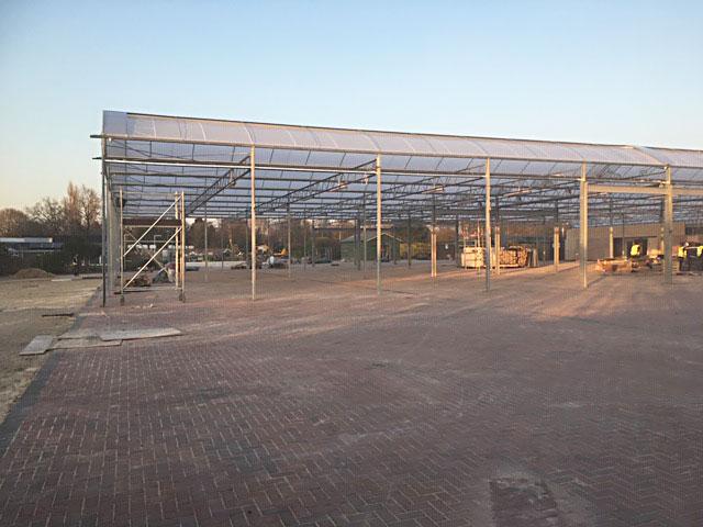 Construction Work Stockport