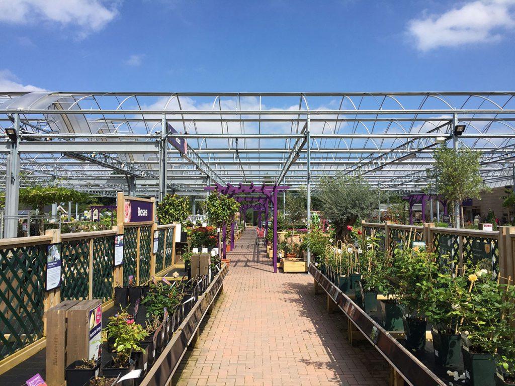Garden Centre Construction Stockport