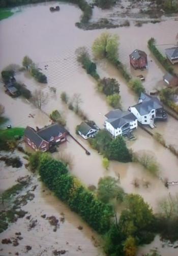 Flood Defenses
